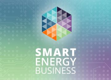 Smart Energy Business Logo Entwicklung