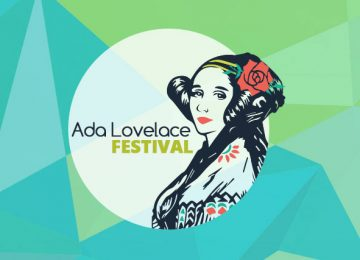 Ada Lovelace Festival Logo Entwicklung